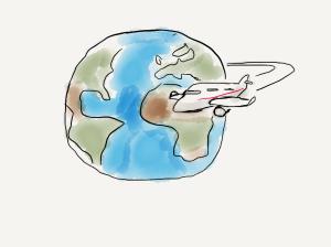 Vuelo internacional