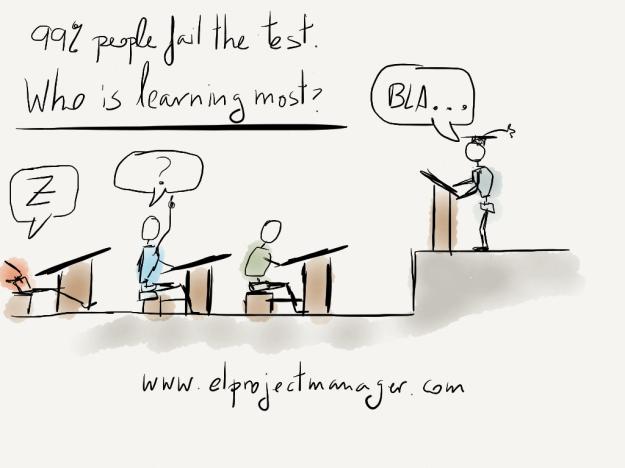 Quién aprende más
